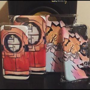 Custom iPhone 6, 7, and 8? cases
